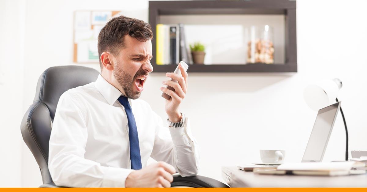 Emotie gedreven klanten zijn de grootste bedreiging