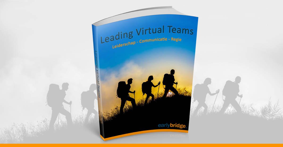 Leiding geven aan een virtueel team: zo doet je dat!